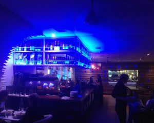Cafe Bluewater Venue Interior