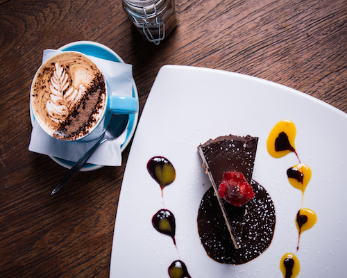 Bluewater Cafe Coffee & Dessert