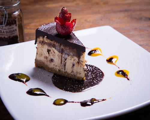 Bluewater Dessert
